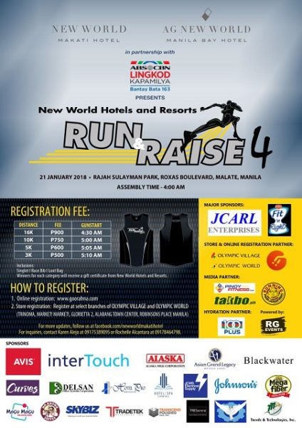Run and Raise 2018