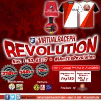 VirtualRacePH Revolution 2017