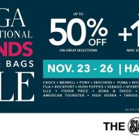 Mega International Brands Shoes and Bags Sale