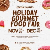 Tsuiteru at Holiday Gourmet Food Fair