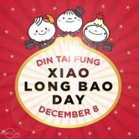 Xiaolongbao Day in Din Tai Fung