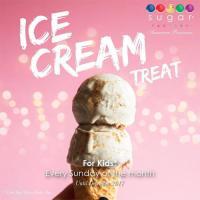Ice Cream Treat At Sugar Factory