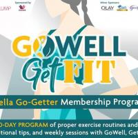 Bella Go Getter: GoWell, Get Fit