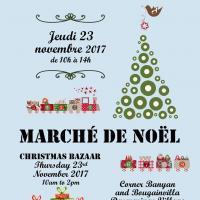 Marche De Noel Christmas Bazaar