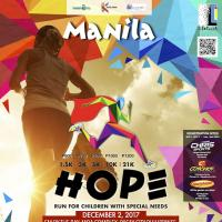 Hope 2017: Run for Children with Special Needs