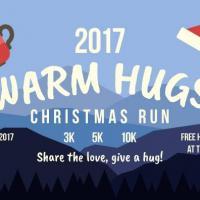 WARM HUGS Christmas Run 2017