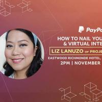 6th PayPal Freelancer Community Workshop