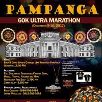 Pampanga 60K Ultramarathon 2017