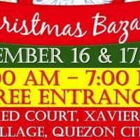 Christmas Bazaar @ Xavierville 1