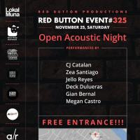 RED BUTTON EVENT #325 AT 1018 BAR