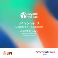 Beyond The Box To Release Iphone X  In A Special Midnight Launch