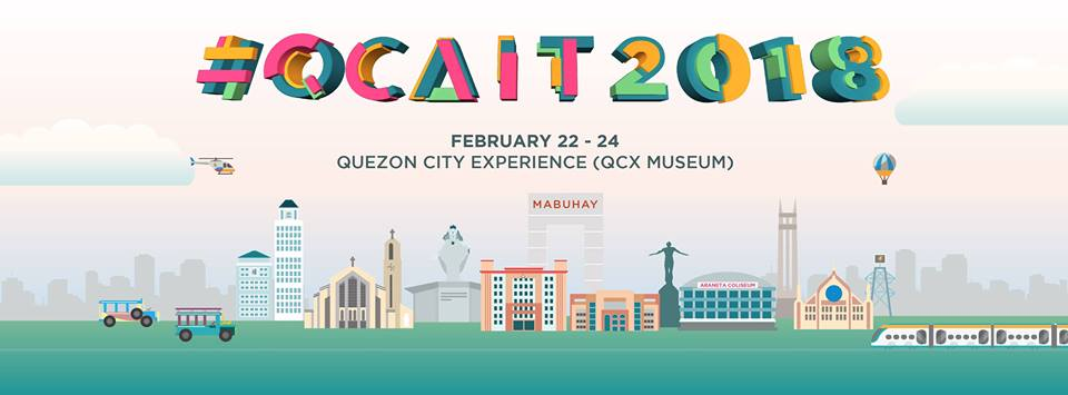2018 Quezon City Animation & I.T Fair