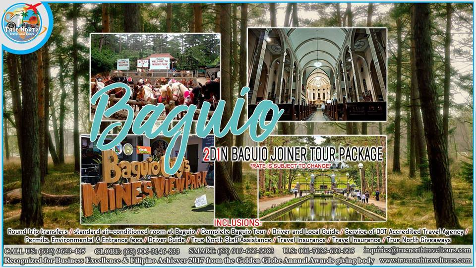 Bagiuo Joiner Tour Packages