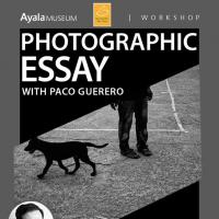 Photographical Essay Workshop with Paco Guerrero