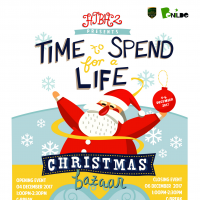 Christmas Bazaar 2017 Time to Spend For a Life