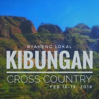 Byaheng Lokal : Kibungan Cross Country (Resbak)
