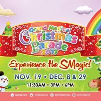 Grand Magical Christmas Parade