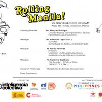 ROLLING MANILA! Transformation of Food Carts and Stalls in Intramuros