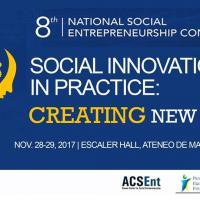 National Social Entrepreneurship Conference 2017