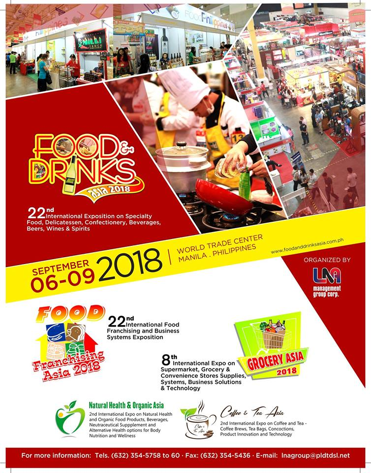 Food and Drinks Asia 2018
