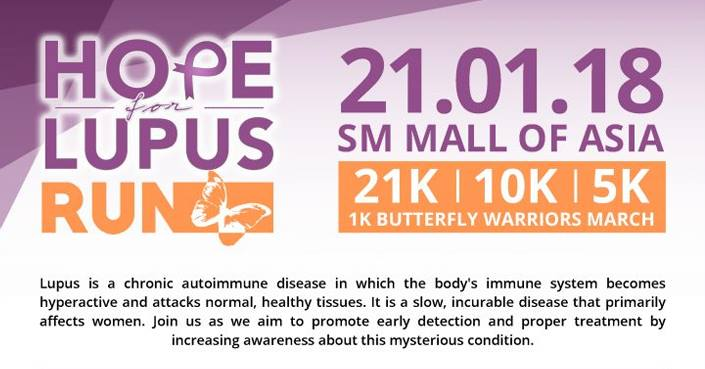 Hope for Lupus Run (PF)