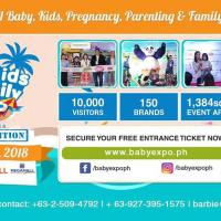 7th Baby, Kids & Family Expo 2018- Summer Edition