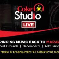 Coke Studio Live: Bringing Music to Marawi