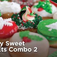 Doughnut worry, Be Merry!