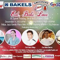 Eat, Bake, Love: A Sweet Holiday Treat from Baker's Hub