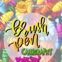 LHCM & CHRISTOPHER'S Letters Calligraphy Workshop