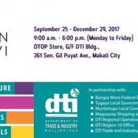 Bangon Marawi - Exhibit and Selling Event