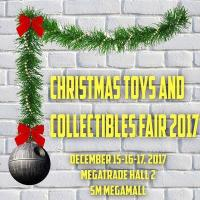Christmas Toys and Collectibles Fair 2017