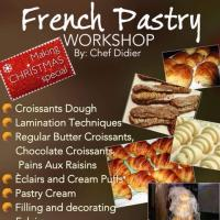 FRENCH PASTRY WORKSHOP