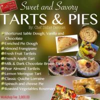 Sweet & Savory Tarts and Pies Workshop