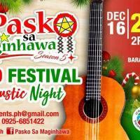 Pasko Sa Maginhawa Food Festival