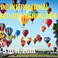 22nd Philippine International Hot Air Balloon Festival 2018
