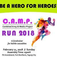 CAMP Run 2018
