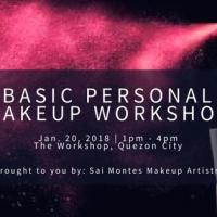 Basic Personal Makeup Workshop (Batch 1)