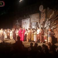 "The PETA Kalinagan Ensemble Successfully Stages ""Ang Buhay Ni Galileo"""
