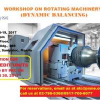 Workshop on Rotating Machinery (Dynamic Balancing)