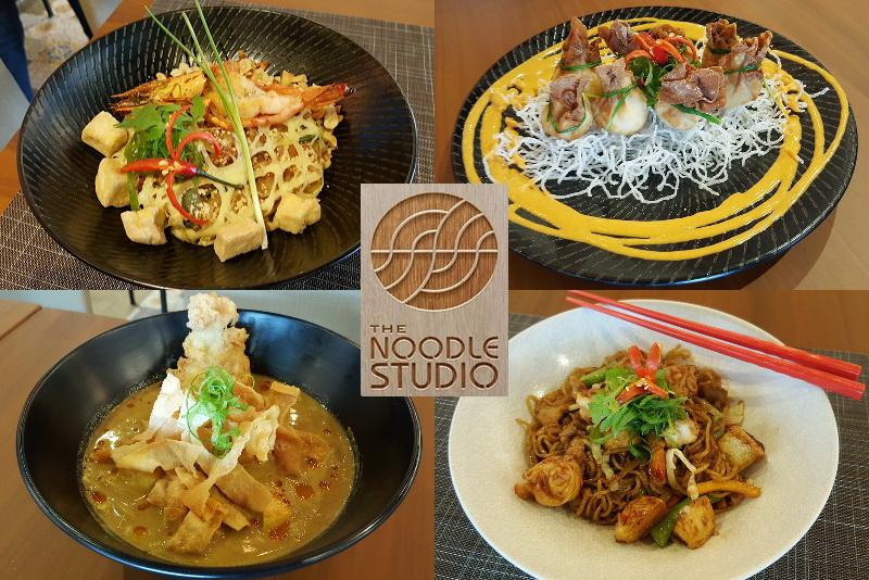 The Noodle Studio