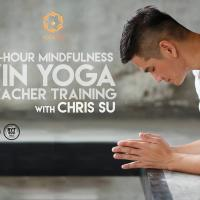 50-Hour Mindfulness Yin Yoga Teacher Training with Chris Su