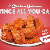 Wings All you can!