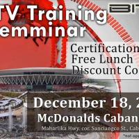 CCTV Training and Semminar