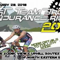 1st Team Bro Endurance Ride 2018