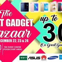The Great Gadget Bazaar