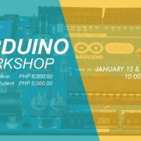 Arduino Workshop - January 2018