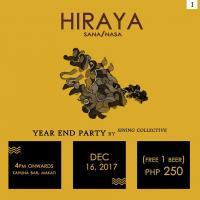 Sining Collective Presents: Hiraya (Sana/Nasa)