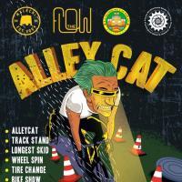 The Flow Fixie Alley Cat Race