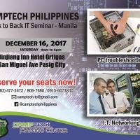 Basic Troubleshooting and Information Tech Networking Seminar